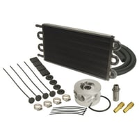 HEAVY DUTY ENGINE OIL COOLER FOR SMALL/BIG BLOCK CHEVY