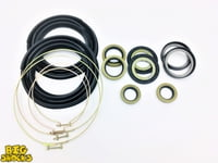 2.5 Ton Front Axle Black Boot And Seal Kit
