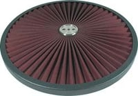 "14"" Air Cleaner Top Element"