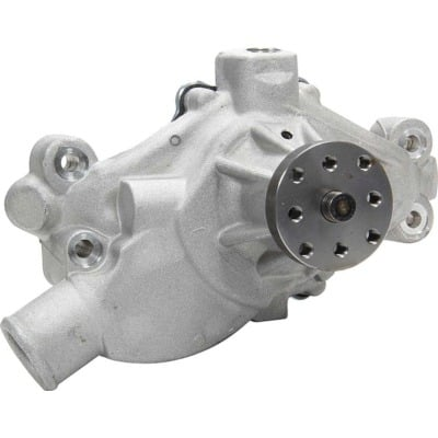 "Allstar SBC Aluminum Pre-1969, 5/8"" Shaft Dia. Water Pump"