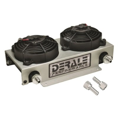 Derale 19 Row Stacked Plate Fluid Cooler