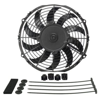 HIGH OUTPUT EXTREME CURVED BLADE FANS