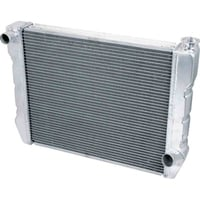 GM Single Pass Aluminum Tank Radiators