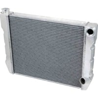 Dual Pass Aluminum Tank Radiators