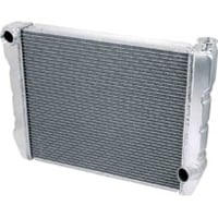 Triple Pass Aluminum Tank Radiators