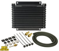 9000 SERIES PLATE AND FIN TRANSMISSION COOLER KITS