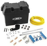 Mr.Gasket Trunk Mounted Battery Installation Kit