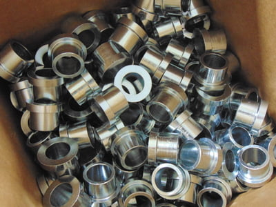 "1.00"" to 3/4"" Narrow Spacer Reducers (singles)"