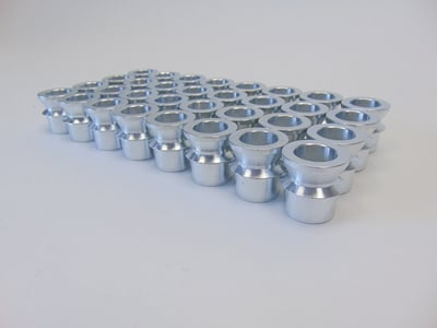 "1.0"" to 3/4"" Wide Spacer Reducers"