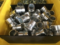 "1.00"" to 3/4"" Wide Spacer Reducers (singles)"