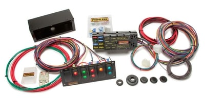10-Circuit Race Only Wiring Kit