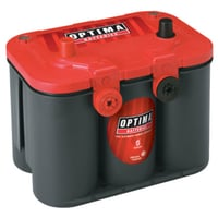OPTIMA RED TOP BATTERIES