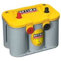 OPTIMA YELLOW TOP BATTERIES
