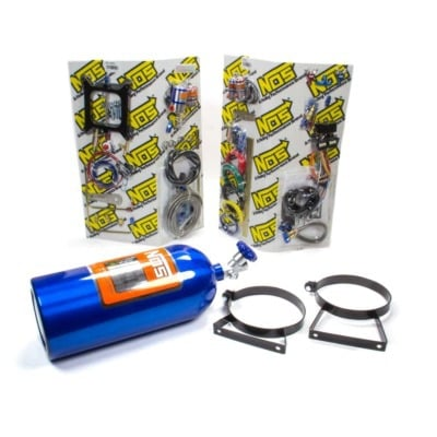 NOS Dual Shot Cheater Kit