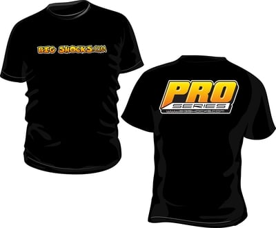 Big Shocks PRO Series Shirts