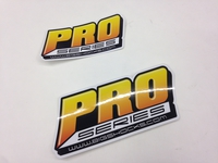 Big Shocks Pro Series Decals