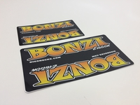 Big Shocks Bonzi Decals