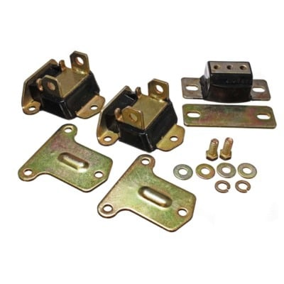 Early Chevy Motor & Transmission Mount Kit