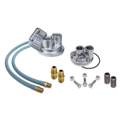 Oil Filter Relocation Kits