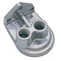 Remote Oil Filter Brackets