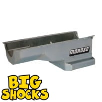 Big Block Chevy Kicked Out Sump Pan For Gen. V And VI