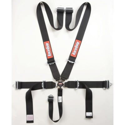 RACEQUIP 5-POINT CAMLOCK SAFETY HARNESS